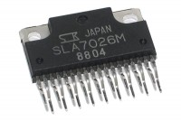 INTEGRATED CIRCUIT MOT SLA7026