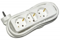 3-WAY POWER OUTLET 3m