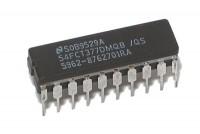 RETAIL CMOS LOGIC IC 74377 FCT-FAMILY DIP20
