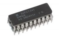 RETAIL CMOS LOGIC IC 74541 FCT-FAMILY DIP20