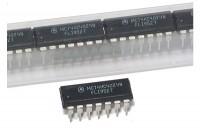 RETAIL CMOS LOGIC IC 744024 HC-FAMILY DIP14 25pcs