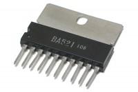 RETAIL IC AUDIO POWER AMP 12V 5,8W 4OHM SIL10
