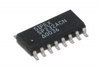RETAIL IC RS232 TRANSCEIVER SO16