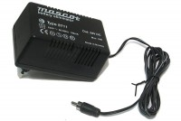 RETAIL DC POWER SUPPLY 28V 0,35A RCA PLUS@CENTER