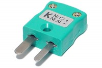 K-TYPE THERMAL SENSOR CONNECTOR MALE
