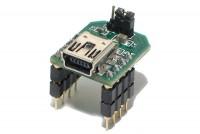 FTDI USB-UART MODUULI miniB-USB/RS232 TTL