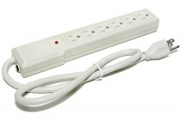 MULTI-SOCKET OUTLET 6X 110VAC