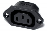 IEC C13 POWER OUTLET SOCKET