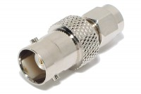 ADAPTER BNC FEMALE / SMA MALE
