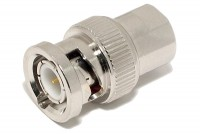 ADAPTER BNC MALE / FME MALE