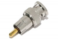ADAPTER BNC MALE / RCA MALE