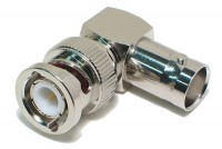 ADAPTER BNC MALE / FEMALE 90ANGLE