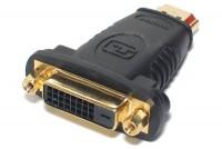 DVI-I NAARAS / HDMI UROS ADAPTERI