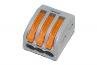SPLICE TERMINAL BLOCK 3x 32A 400V 0,08-4mm2