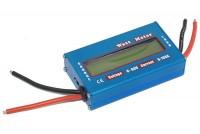 VOLTAGE/CURRENT/POWER METER 0-60V 0-100A