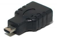 HDMI NAARAS / microHDMI UROS ADAPTERI