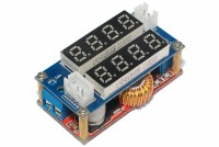 STEP-DOWN DC/DC CONVERTER WITH 7-SEG DISPLAY 5A