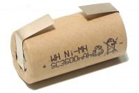 SC-BATTERY NiMH 1,2V 3600mAh