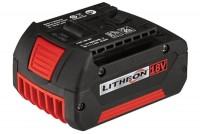 TYÖKALUAKKU Li-Ion: Bosch BAT609/618 GSR8-Li 18V 3000mAh