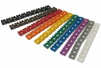 CABLE MARKER DIGIT SET 100PCS