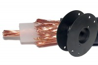 RF COAXIAL CABLE 50ohm RG-213 100m roll