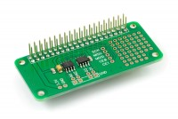 RASPBERRY PI Zero BOARD 12-BIT 2-CH ADC/DAC