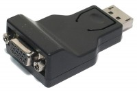 VGA NAARAS / DisplayPort UROS ADAPTERI