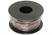 EQUIPMENT WIRE 0,22mm2 BROWN 100m roll