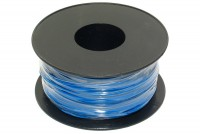 EQUIPMENT WIRE 0,22mm2 BLUE 100m roll