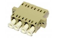 LC-ADAPTERI, MM quad, beige