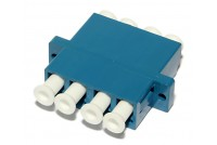 LC-ADAPTER, SM quad, blue