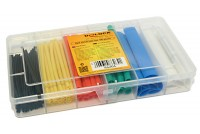 HEAT SHRINK TUBE SET COLOR 100pcs box