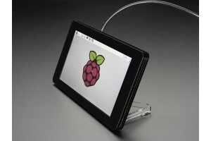 Raspberry 7 IN Case Frame