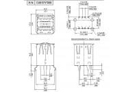 USB 2.0 NAARAS PIIRILEVYLLE PYSTY - DUAL