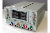LABORATORY SUPPLY QUAD 2x0-50VDC 3A+2x2,2-15V