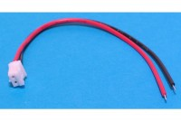 JST/PHR FEMALE 2-PIN WITH LEADS 10cm