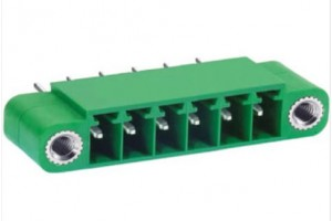 Term.Block 3,50mm male ST fixing insert