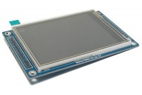 """COLOUR 3.2"""" TFT LCD MODULE 320x240 WITH TOUCH SCREEN"""