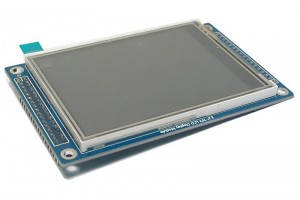 """COLOUR 3.2"""" TFT LCD MODULE 320x240 WITH TOUCH SCREEN (SPI)"""