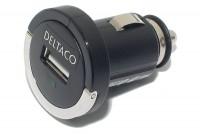AUTOLATURI USB-LAITTEELLE 2,1A 5V