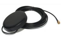 RUBGE 80mm ANTENNA GPS/GSM/2G SMA