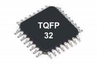 Atmel AVR MIKROKONTROLLERI 16K 16MHz USB TQFP32