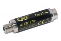 ANTENNA FILTER LTE/4G 700MHz F-CONNECTORS
