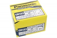LITHIUM BATTERY 3V 17,1x34,5mm 10pcs BOX