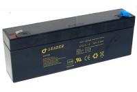 CT-Leader 12V 2,3Ah SEALED LEAD ACID BATTERY