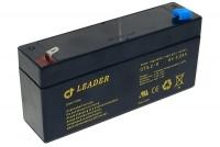 CT-Leader 6V 3,2Ah SEALED LEAD ACID BATTERY