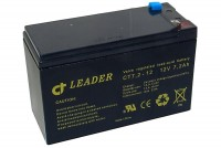CT-Leader 12V 7,2Ah SEALED LEAD ACID BATTERY