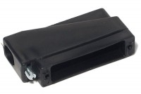 D25 CONNECTOR ENCLOSURE 90deg ANGLE
