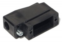 D9 CONNECTOR ENCLOSURE 90deg ANGLE