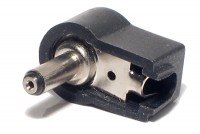 DC CONNECTOR ANGLE 1,1/3,8mm